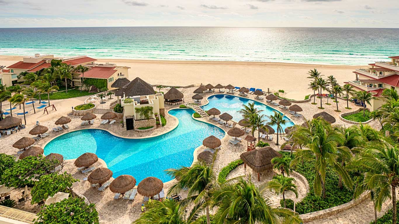 Grand Park Royal Cancun Caribe Cancun Park Royal Grand